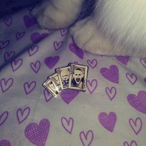 Suicide Squad pin